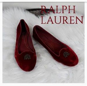 RALPH LAUREN FLATS🌷
